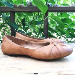 BORN   Adele Leather Ballet Flat